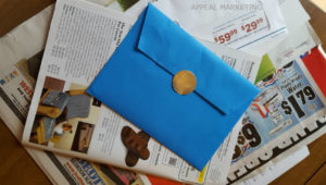 Stand out in the mail pile