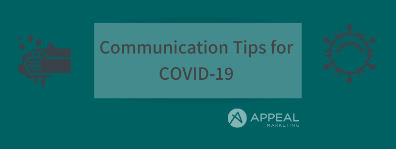 Communication Tips for COVID-19