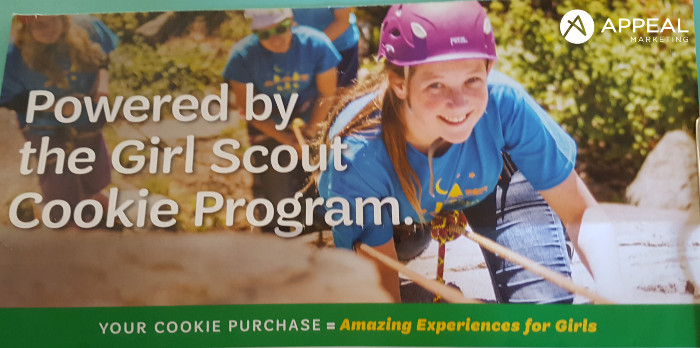 Girl Scout Cookie Order Form 2018