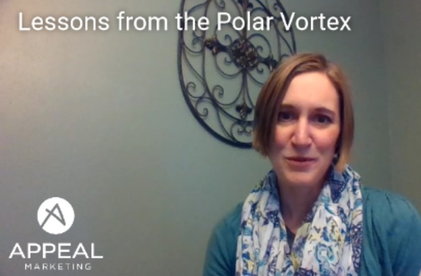Lessons from the Polar Vortex