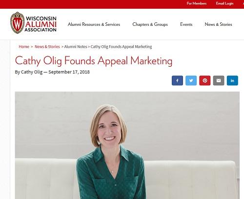Wisconsin Alumni Association News Appeal Mar