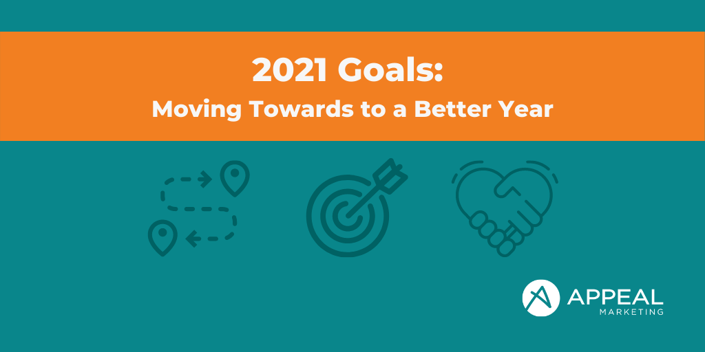 2021 Goals Appeal Marketing