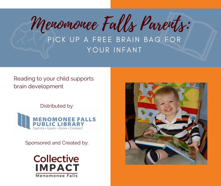 Brain Bag promotion Menomonee Falls